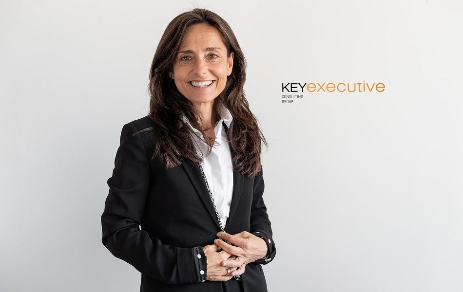 La socia directora de Key Executive, Anabel Morraja